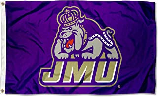 College Flags & Banners Co. James Madison Dukes New Logo Flag