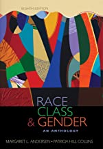 race class and gender an anthology 8th edition