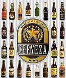La Cerveza (Atlas Ilustrado)