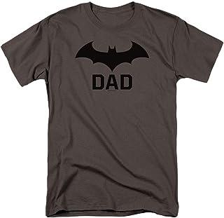 Popfunk Batman Batdad Bat Dad Classic Logo for Father's Day T Shirt & Stickers