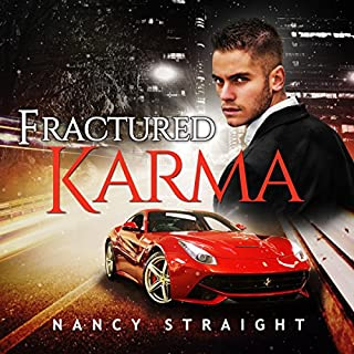 Fractured Karma audiobook cover art