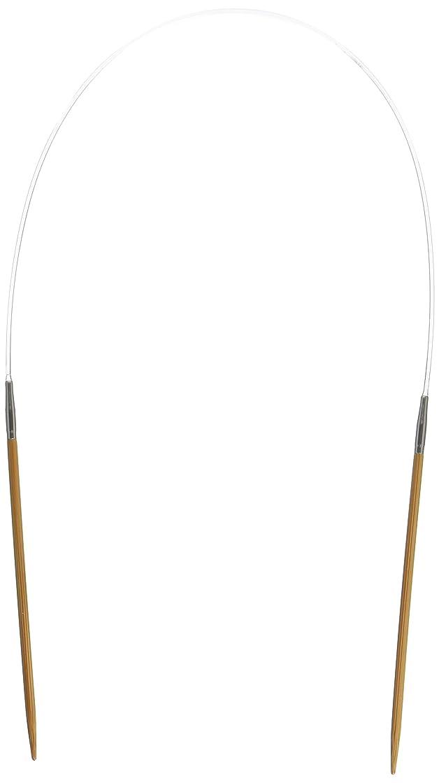Woolybaabaa Hiya-Hiya 16 Inch (40 cm) Circular Bamboo Knitting Needles