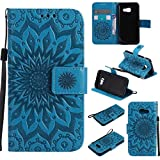 KKEIKO Galaxy A3 2017 Case, Galaxy A3 2017 Flip Leather