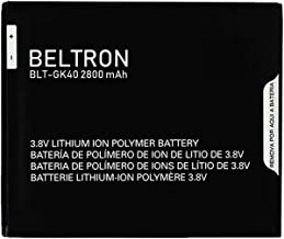New 2800 mAh BELTRON Replacement Battery for Motorola G4 Play XT1607 - GK40