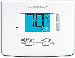 braeburn thermostat battery change