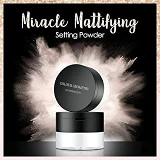 Deysen MIRACLE MATTIFYING SETTING POWDER (Natural color)
