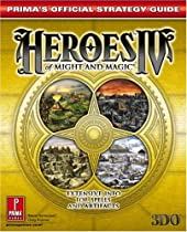 Heroes of Might & Magic IV - Prima's Official Strategy Guide de Prima Development