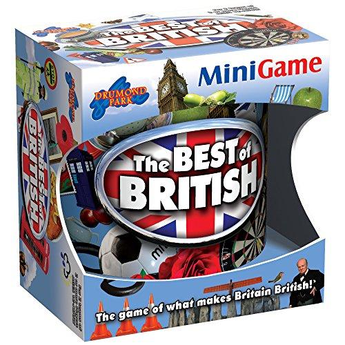 Drumond Park Best of British Mini Jeu