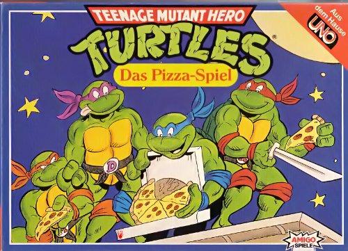 Teenage Mutant Hero Turtles - Pizza Party - von KLEE aus den 90er Jahren