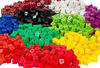 ETA hand2mind Centimeter Unit Cubes, Set of 1000 (Renewed)