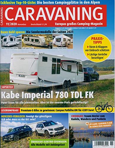Caravaning Camping Magazin 11/2020