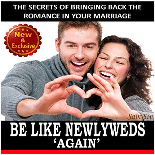 Be Like Newlyweds Again audiobook cover art