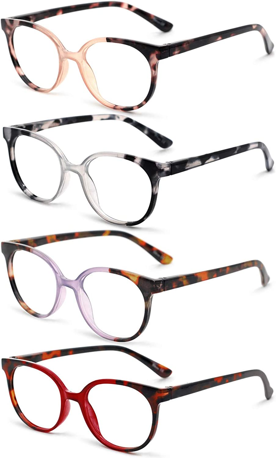 Latest item OCCI CHIARI Stylish Reading Glasses 1.0 1.5 A surprise price is realized Reader 1.25 Women's