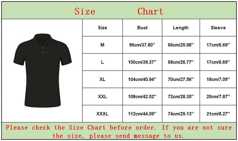 Sunhusing Men's Short Sleeve Shirt Cotton Linen T-Shirt Henley Blouse Beach Tops for Man Button Down Basic Polo Shirts Tops