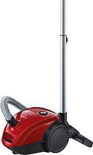 Bosch GL-20 BGL2UA200 - Aspirador con bolsa compacto, 600 W, Color Rojo