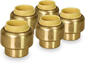 Best brass pipe end caps Reviews