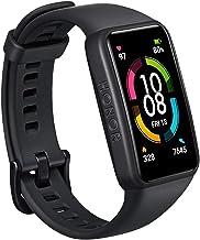 Honor Band 6 Smart Armband 1,47 inch AMOLED Kleur Touchscreen Complete SpO2 Hartslagslag Slaap Zwem Stress Activity Tracke...