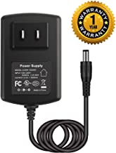 SUEPRNIGHT AC 100-240V to DC 12V 3A Power Adapter Low Voltage Transformer Power Supply for LED Strip Light, CCTV, Router, ADSL