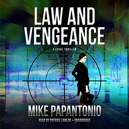 Law and Vengeance audiobook cover art
