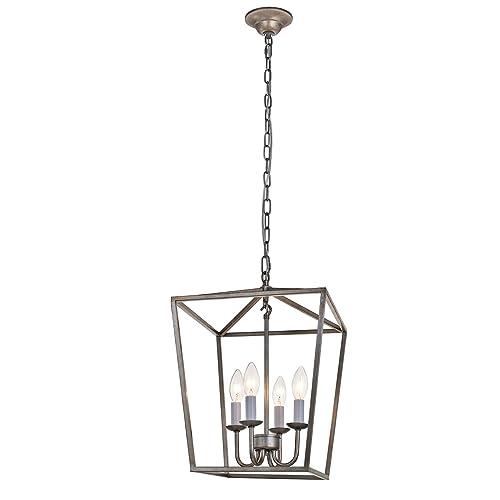 promo code 1ab77 50854 Lantern Pendant Light: Amazon.com