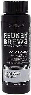 Redken Brews Color Camo - Light Ash, 60 ml
