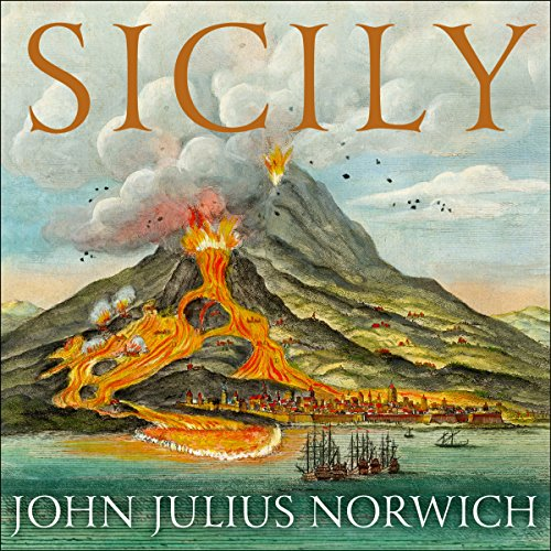 Sicily audiobook cover art