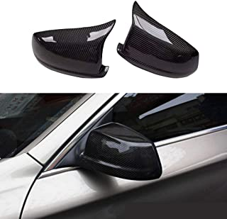 M Style Carbon Fiber Mirror Cover Frame for BMW 5 Series F10 2010-2013 F10 M5 2011