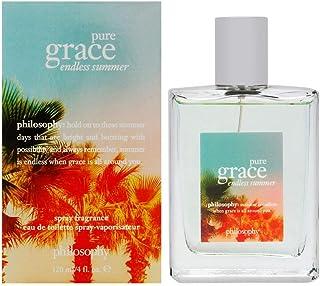 Pure Grace Endless Summer by Philosophy Eau De Toilette Spray 4 oz / 120 ml (Women)