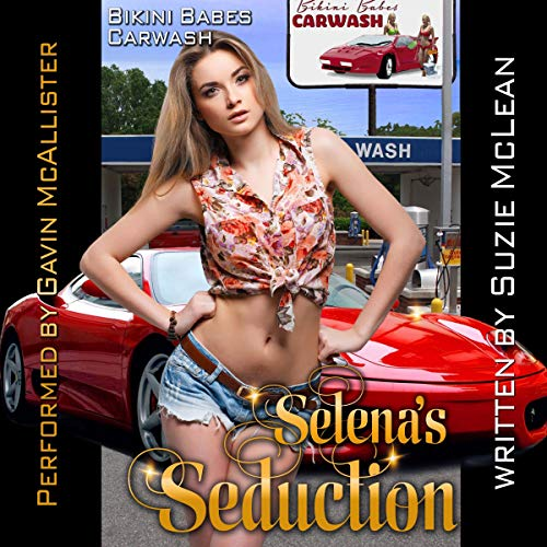 Selena's Seduction audiobook cover art