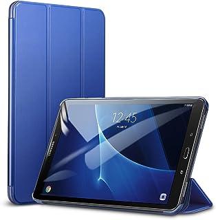 ESR Funda para Samsung Galaxy Tab A 10.1 2016 Silicona(No para el Modelo 2019)[Auto-Desbloquear] Función de Soporte Smart Cover para Samsung Galaxy Tab A 10.1 SM-T585(T580/T580N)-Azul