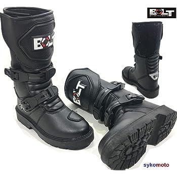 Stivali per mini moto da cross bambino 32 33 34 35 36 37 38 39 bimbo