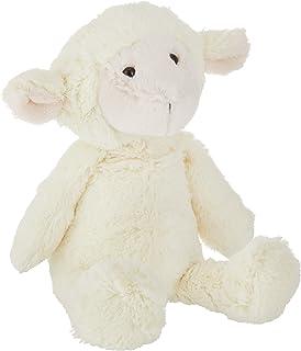 "Manhattan Toy Lovelies Lindy Lamb Stuffed Animal, 12"""