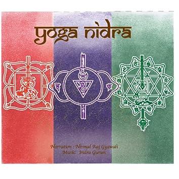 Yoga Nidra in Japanese