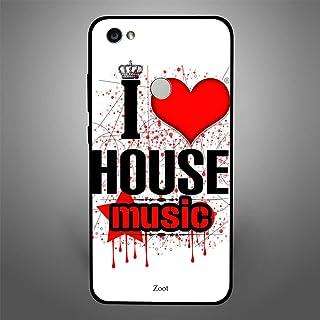 Xiaomi Redmi Note 5A I love House Music, Zoot Designer Phone Covers