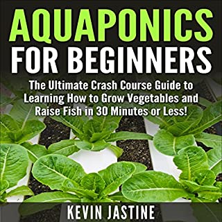 Aquaponics for Beginners cover art