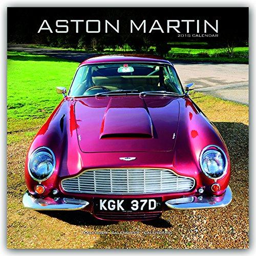 Aston Martin 2018: Original Avonside-Kalender [Mehrsprachig] [Kalender] (Wall-Kalender)