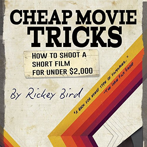 Cheap Movie Tricks audiobook cover art