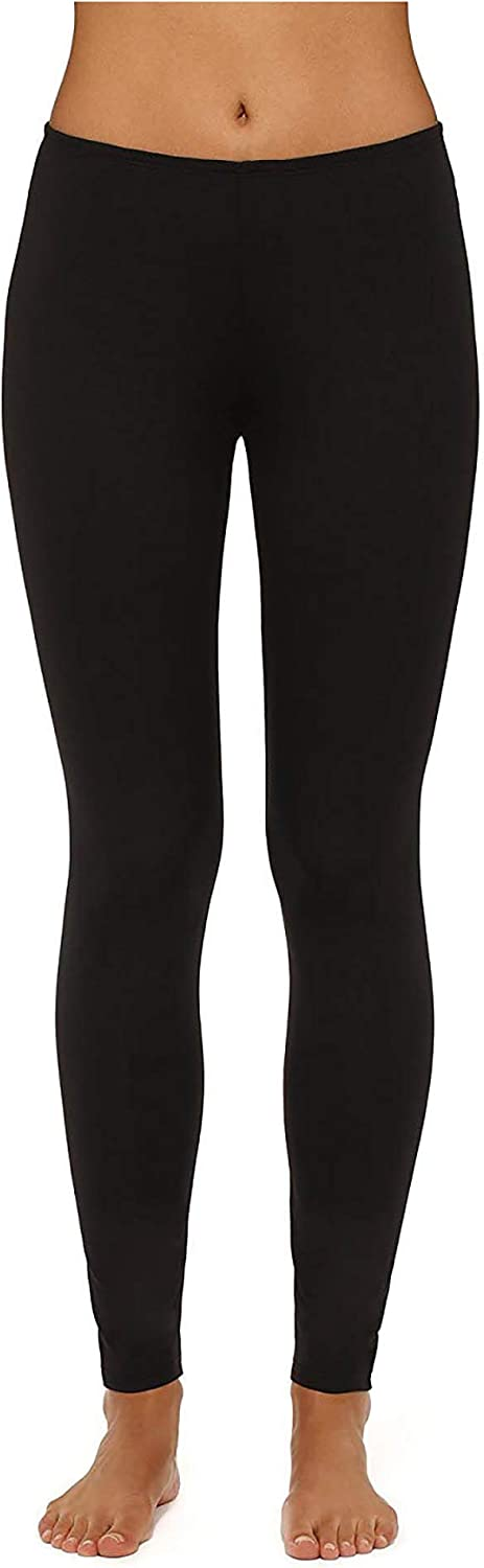 HUE First Looks Seamless Legging/Footless Tights