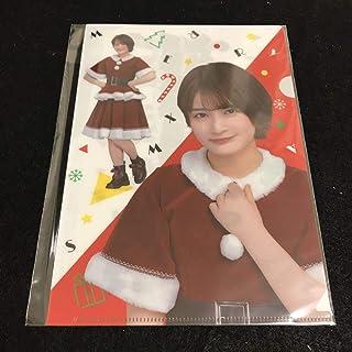 欅坂46 ローソン クリアファイル クリスマス 織田 奈那