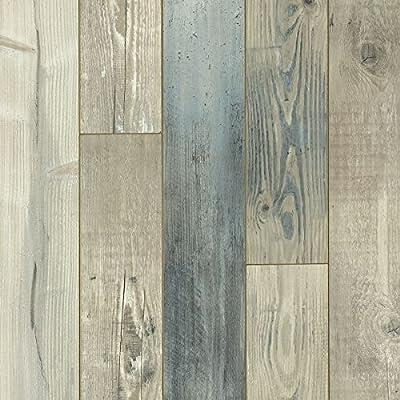 Armstrong L6635 Architectural Remnants Seaside Pine Laminate Flooring, Salt Air