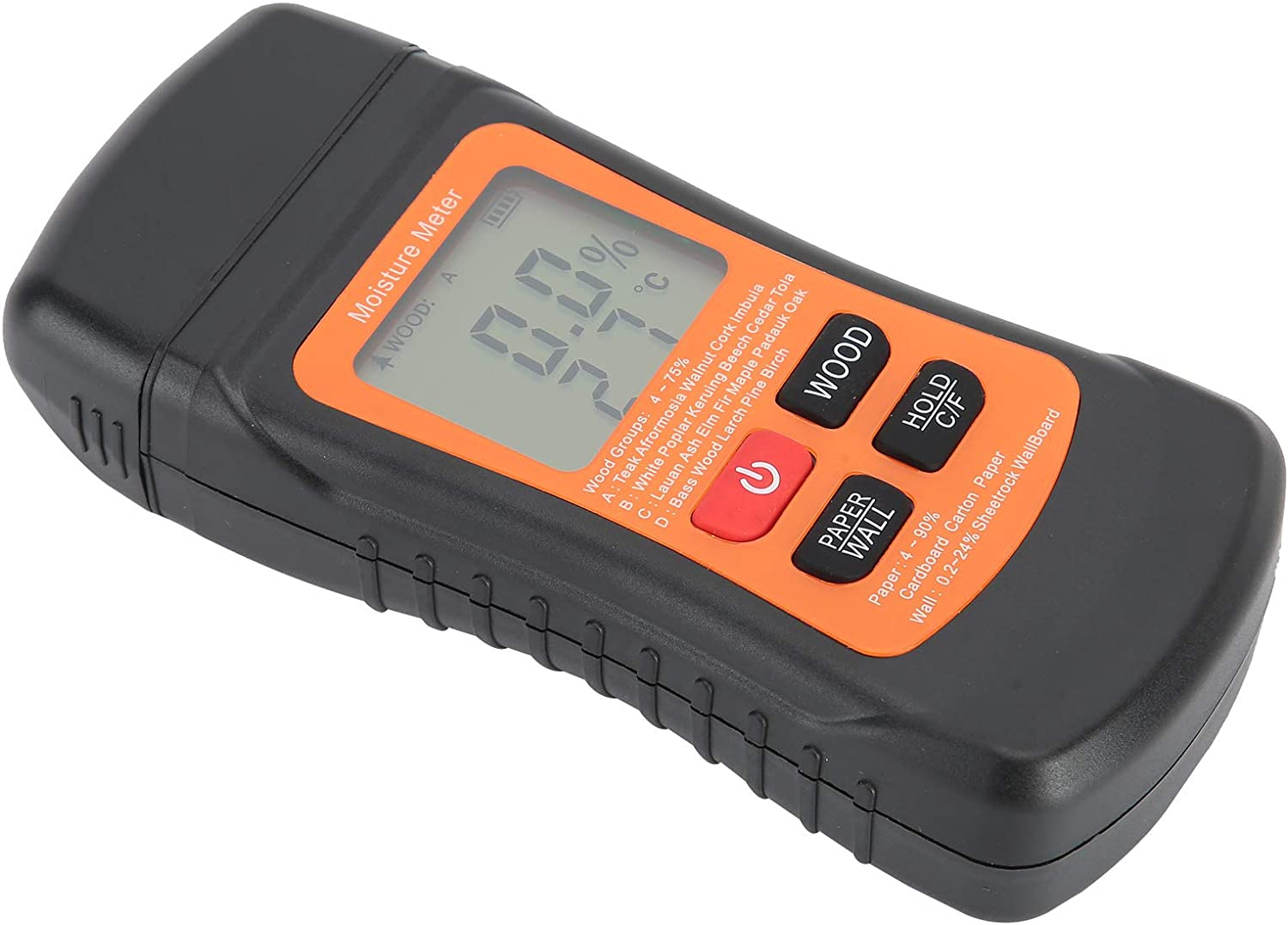 Wood Humidity Tester Moisture Portable Wear-R Mail order Ranking TOP13 cheap 2in1 Detector