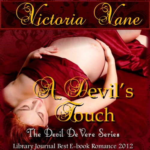 A Devil's Touch audiobook cover art