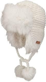 Screamer Women's Magnolia Faux Fur Earflap Trapper Hat