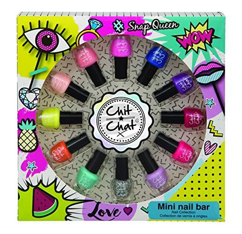 Super Girls Rainbow Coffret de vernis à ongles/16Pièces