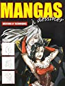 Mangas à dessiner : Histoire et techniques par Blot