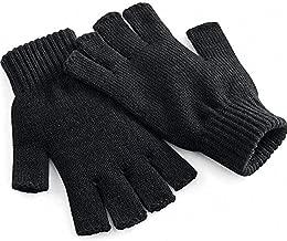 Best men's fingerless gloves Reviews
