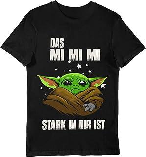 T-Shirt Mimimi schwarz