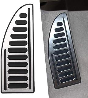 SODIAL 3PZ Pedale Poggiapiedi Gas Auto Modificato Pedale Modificato per 207 301 307 208 2008 308 408 CC C3 C4 DS 3 4 6 Ds3 Ds4 Ds6