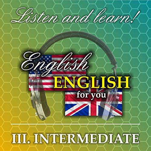 English for you 3: Intermediate Titelbild