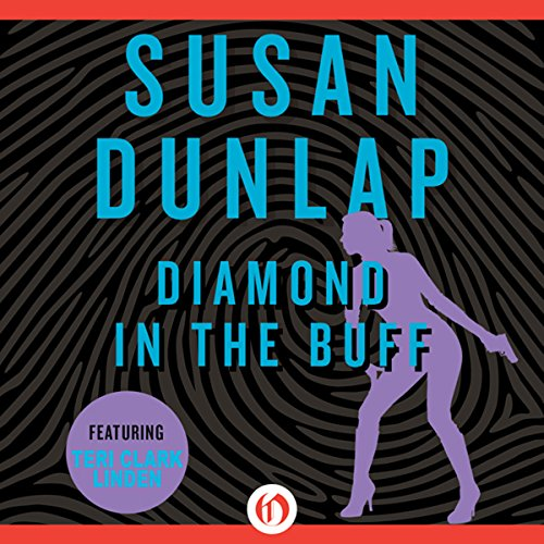 Diamond in the Buff audiobook cover art